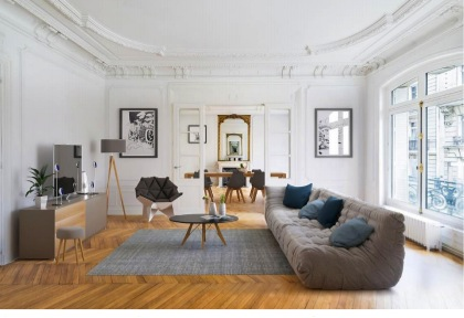 60 Chambres De Bonne Transformées Enu2026 7 Appartements De Luxe à 2 Pas  Lu0027Etoile