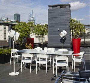 Architecture d 39 int rieur le duo le berre vevaud sublime for Menuiserie interieur