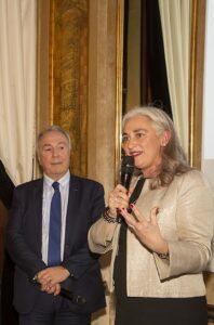 Léo Attias et Marie-Laure Leclercq de Sousa