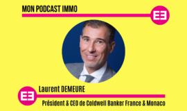 """""""Les milleniums millionnaires, nouveaux clients de l'immobilier"""", Laurent Demeure"""