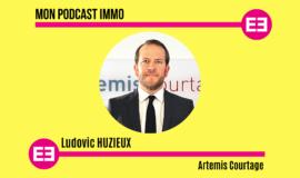 """""""Les taux sont historiquement bas, on peut emprunter à moins de 1% aujourd'hui sur 20 ans"""", Ludovic Huzieux"""