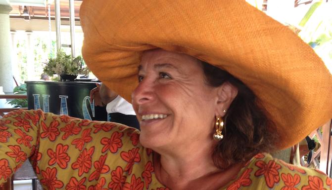 Chantal Marthan