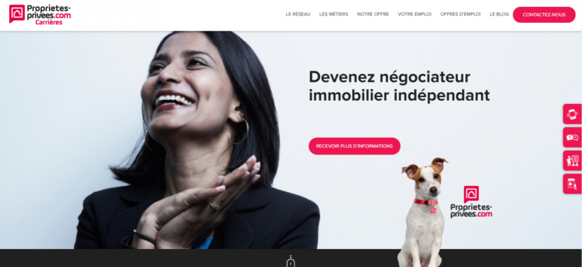 recrutement immobilier