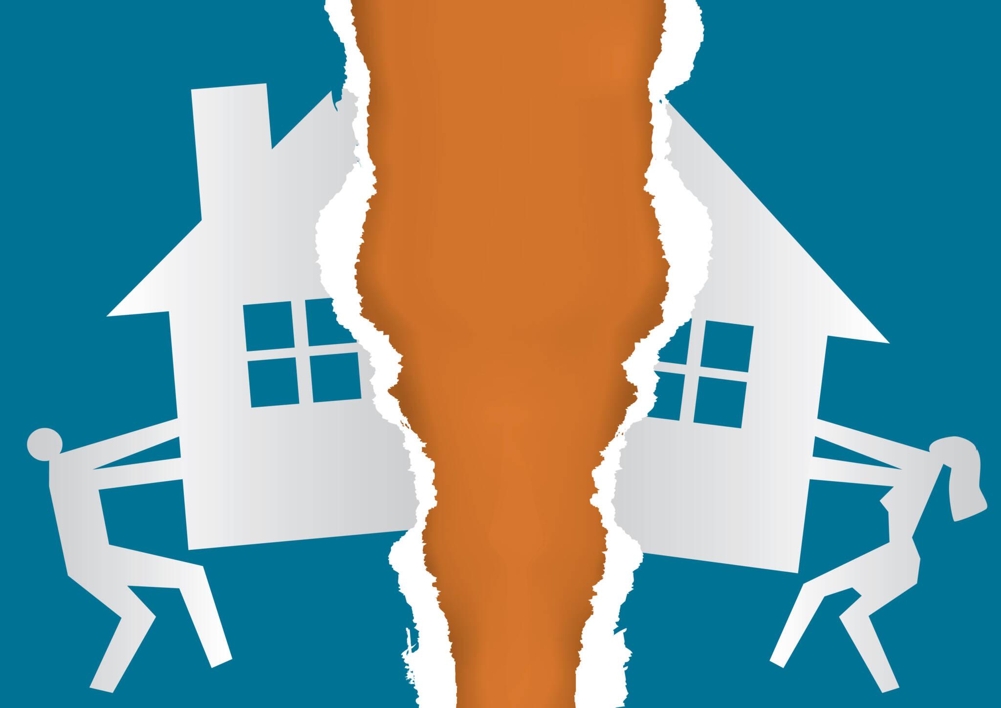 Séparation et bail du logement commun_mysweetimmo