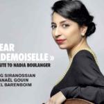 « Dear Mademoiselle » par Astrig Siranossian