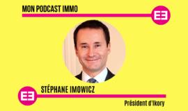 """Immobilier et crise sanitaire : """"Le marché de l'ancien s'assagit en nombre de ventes mais les prix, eux, sont en croissance"""", Stéphane Imowicz, Président d'Ikory"""