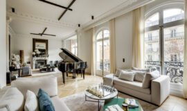 Immobilier de prestige : Les marchés de Paris et des Hauts-de-Seine restent stables malgré le Covid