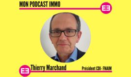 """""""A partir du 1er juillet, le Diagnostic de Performance Energétique aura une vraie valeur juridique"""", Thierry Marchand (CDI-FNAIM)"""