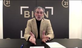 """""""Les ventes n'ont reculé que de 12,1% en 2020 chez Century 21, c'est miraculeux !"""", Laurent Vimont"""
