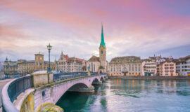 Immobilier haut-de-gamme : Les ultra-riches, c'est Zurich qu'ils préfèrent !