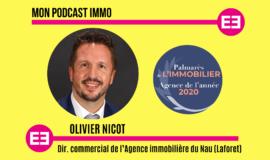 """Olivier Nicot, Agence Immobilière du Nau (groupe Laforet) : """"Châlons-en-Champagne, un marché très dynamique"""""""