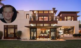 Immobilier Los Angeles : Matt Damon vend sa propriété de Pacific Palissades pour 21 millions de dollars
