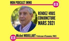 """""""Hausse des prix de l'immobilier, recul de l'activité, un mauvais début d'année"""", Michel Mouillart"""