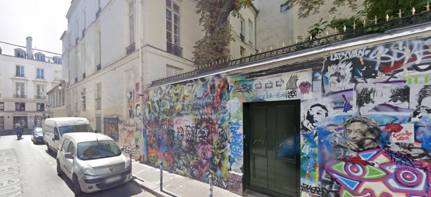 Maison Serge Gainsbourg