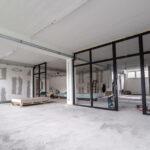 Transformation bureau logement