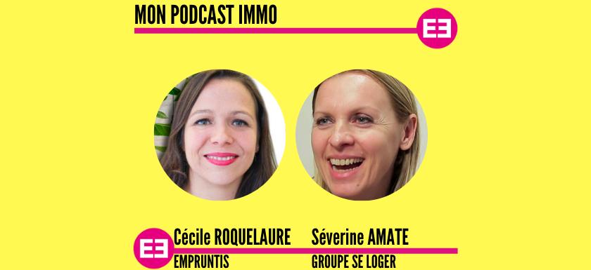 Cecile Roquelaure - Severine Amate