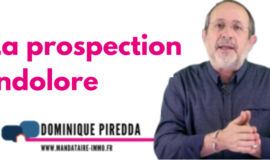 Le coin du conseiller immobilier : La prospection indolore