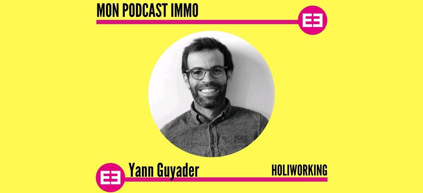 Yann Guyader, Holiworking